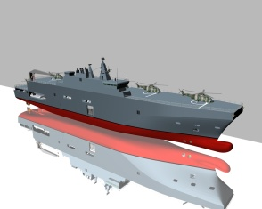 Yes a LHD is needed, this multi purpose design seems to fit the criteria.